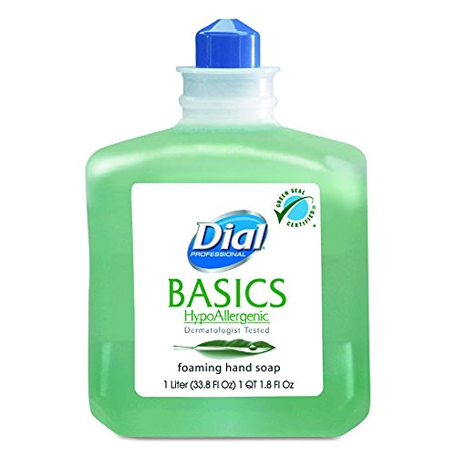 スラックバーベキューダッシュBasics Foaming Hand Soap Refill, 1000 mL, Honeysuckle (並行輸入品)