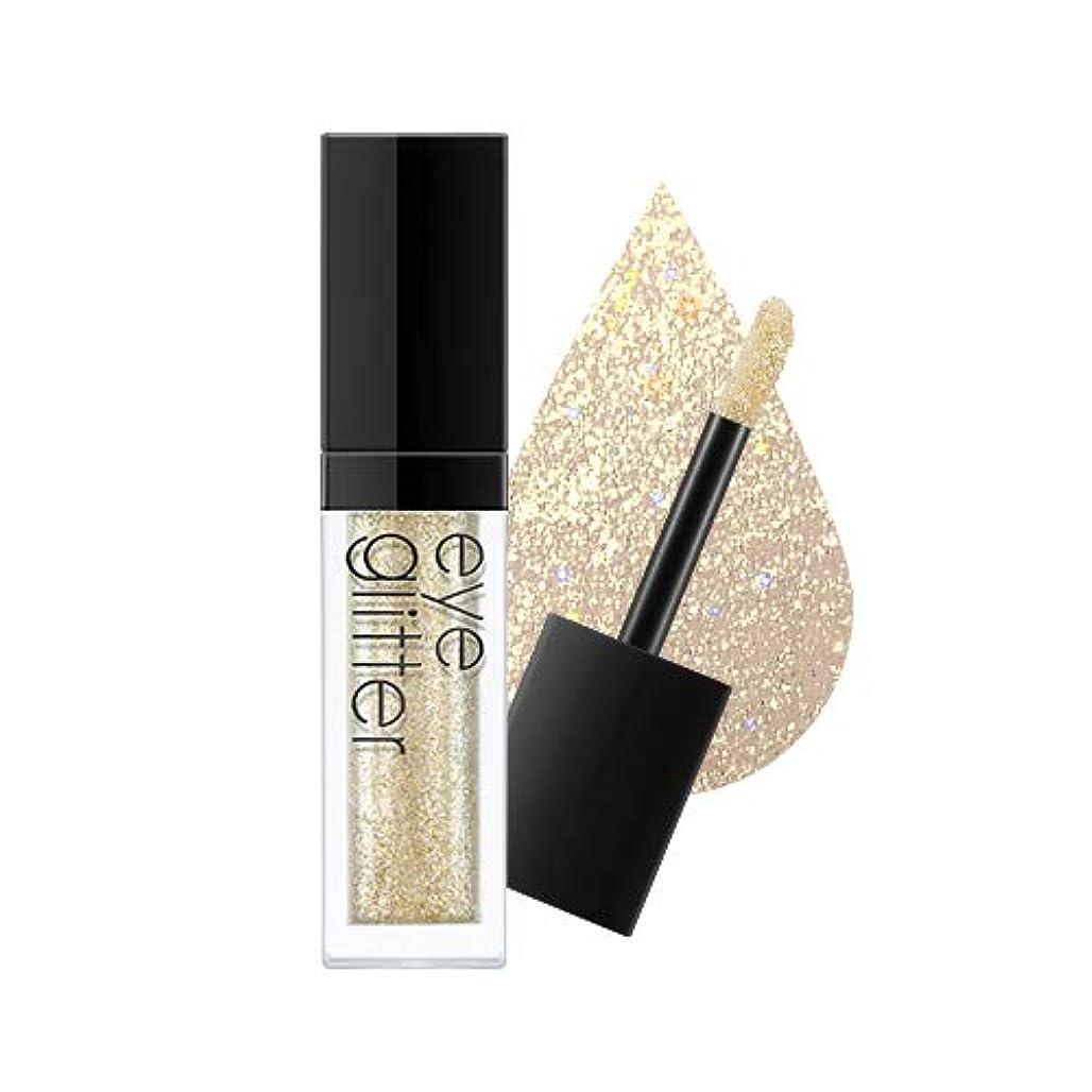 量ですなわち品APIEU Eye Glitter (No.11 Gold Sequin) / アピュ アイグリッター [並行輸入品]
