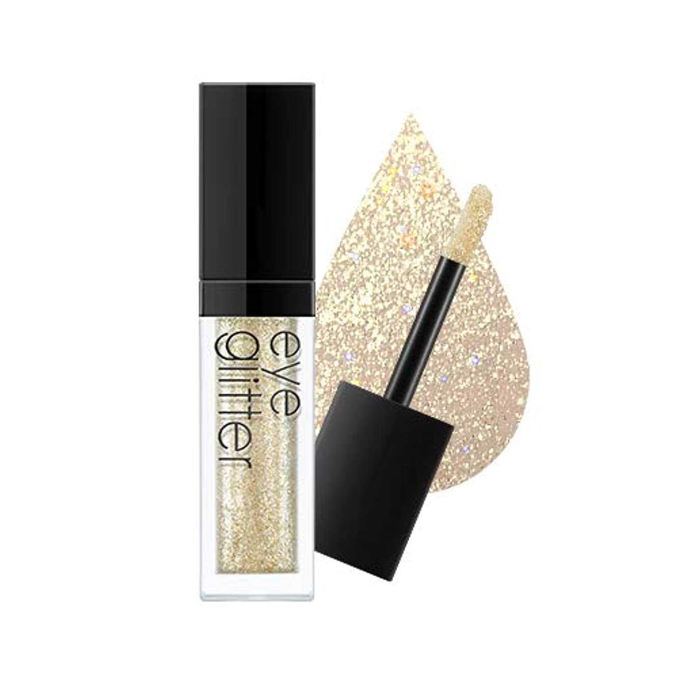 思慮のない転用アクチュエータAPIEU Eye Glitter (No.11 Gold Sequin) / アピュ アイグリッター [並行輸入品]