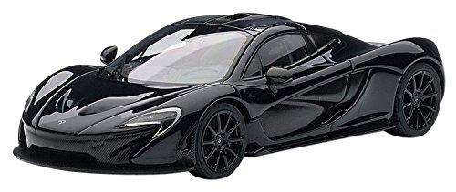 AUTOart 1/43 マクラーレン P1 (ブラック) 完成品