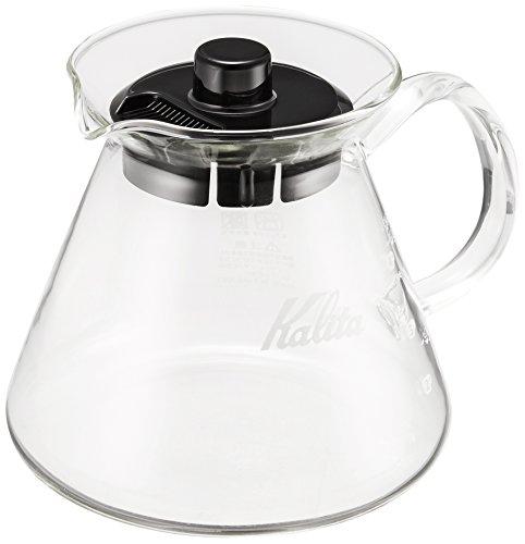 カリタ Kalita コーヒーサーバー ウェーブシリーズ 500ml 2~4人用 G #31255 [並行輸入品]