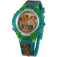 Disney Boys The Lion King Light up LCD Watch