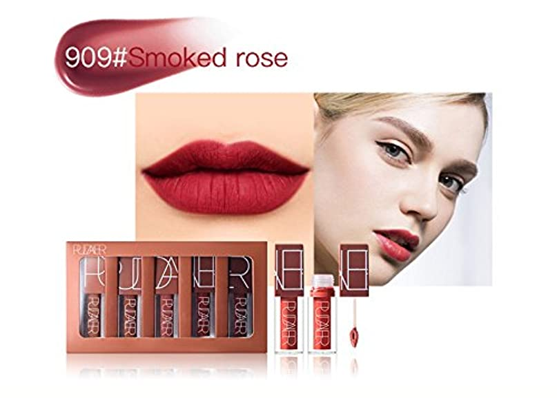 ジョイント佐賀オペラNo #909 Hot Brand Long Lasting Velvet Lips Tint Liquid Lipstick Matte Beauty Cosmetics Sexy Nude Pigment Matte...