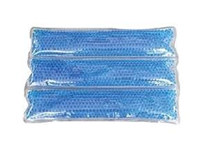 凍らせても硬くならない水まくら 【つぶつぶCoolPillow クールピロー ブルー】 暑さ対策・節電・エコ
