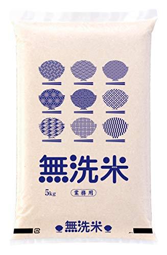 米袋 ポリ乳白 マイクロドット 業務用 無洗米 ネイビー 5kg 1ケース(500枚入) PD-1390