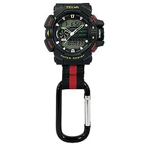 CREPHA 腕時計 ブラック サイズ:約5.45×5.2×2cm