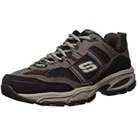 Skechers Sport Men's Vigor 2.0 Trait Memory Foam Sneaker