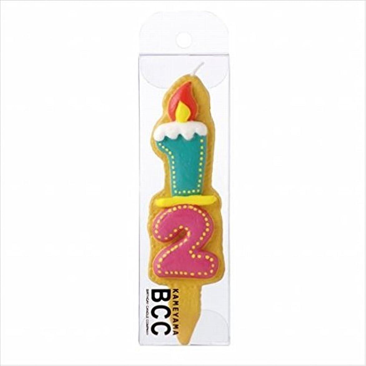 いっぱい推測する飾り羽ヤンキーキャンドル(YANKEE CANDLE) クッキーナンバーキャンドル ハーフ