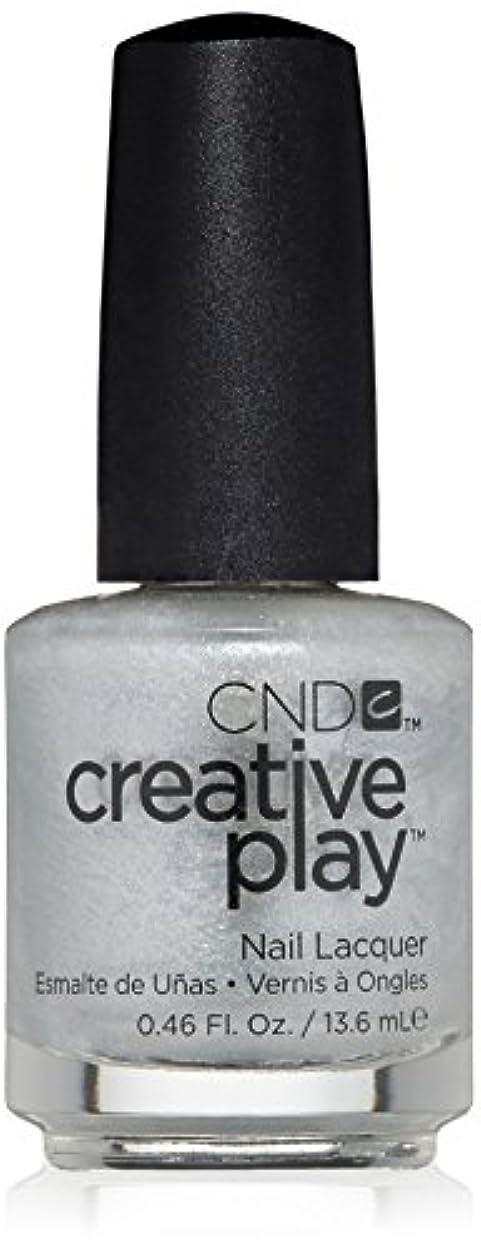 急速なルー誇りに思うCND Creative Play Lacquer - Urge to Splurge - 0.46oz / 13.6ml