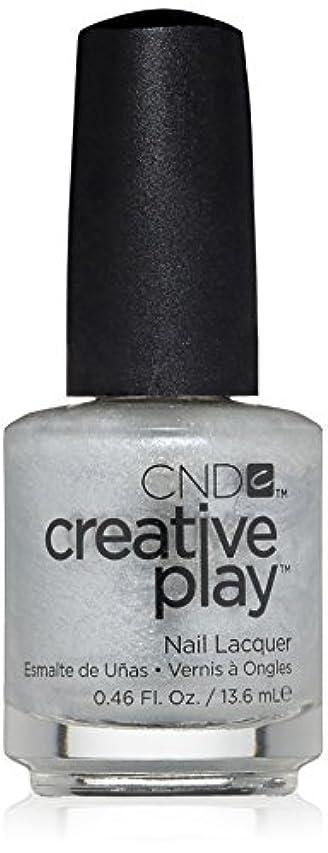 不適切なタイヤ着替えるCND Creative Play Lacquer - Urge to Splurge - 0.46oz / 13.6ml