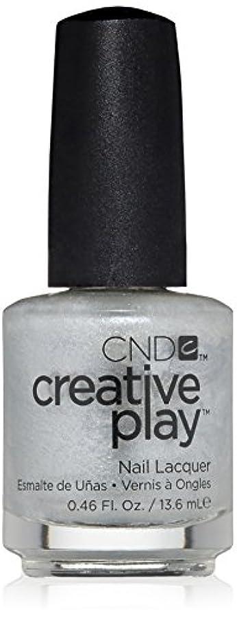 シーフードみ速記CND Creative Play Lacquer - Urge to Splurge - 0.46oz / 13.6ml