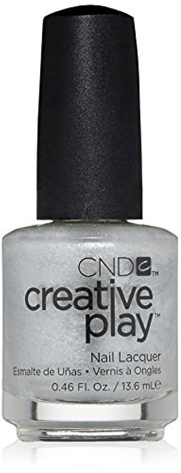 ポータブル追放覆すCND Creative Play Lacquer - Urge to Splurge - 0.46oz / 13.6ml