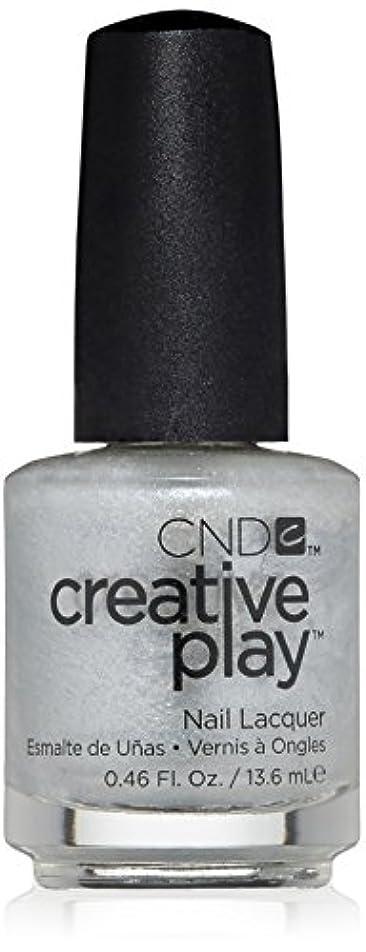 市長過度の熟すCND Creative Play Lacquer - Urge to Splurge - 0.46oz / 13.6ml