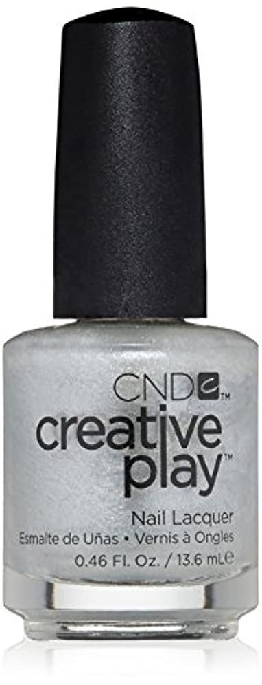 マントペナルティ朝食を食べるCND Creative Play Lacquer - Urge to Splurge - 0.46oz / 13.6ml