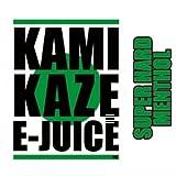 KAMIKAZE E-JUICE[純国産] 電子タバコ用リキッド (SUPER HARD MENTHOL)