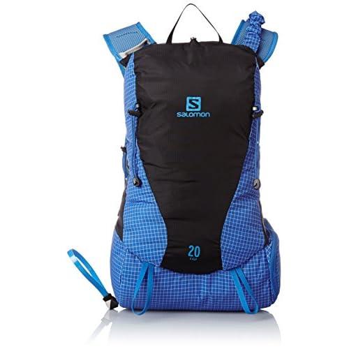 [サロモン] ランニングバッグ S-LAB ADV SKIN 5SET 2XS L37162300 ブルー