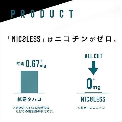 『NICOLESS ニコレス メンソール 1カートン (10箱入り)』の3枚目の画像