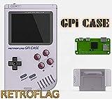 SRPJ レトロフラッグ RETROFLAG ゲームボーイ風ラズベリーパイケース GPi Case Raspberry Pi Zero Raspberry Pi Zero W [SRPJ2219]
