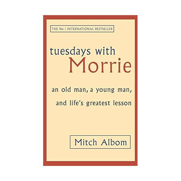 Tuesdays With Morrie: An...の商品画像