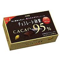 明治 チョコレート効果カカオ95%BOX 60g 60コ入り