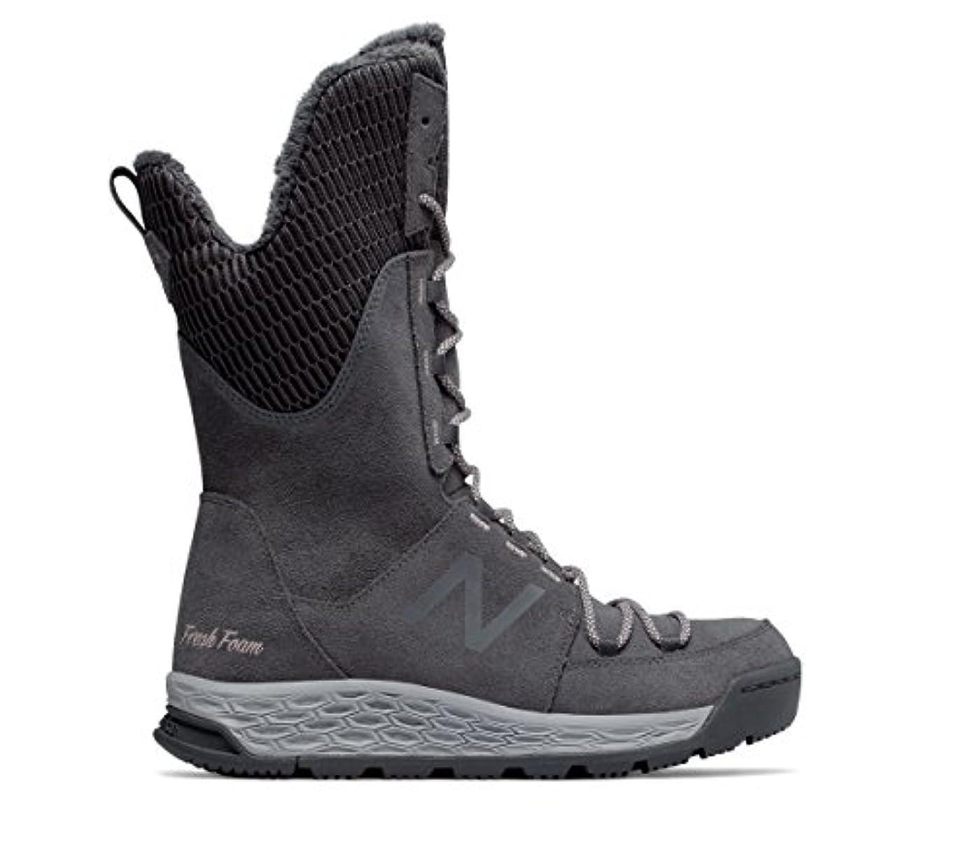 よく話される測定オーブン(ニューバランス) New Balance 靴?シューズ レディースウォーキング Fresh Foam 1100 Boot Grey グレー US 11 (28cm)