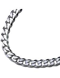Binich (ビニッチ) 【太め】6.5mm6面カット喜平 ネックレス チェーン50cm ネックレス