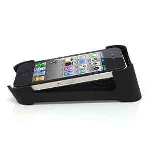 "unite スマートベース SmartBase for iPhone 4 ""Black"""