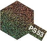 タミヤ ポリカーボネートスプレー No.53 PS-53 ラメフレーク 86053