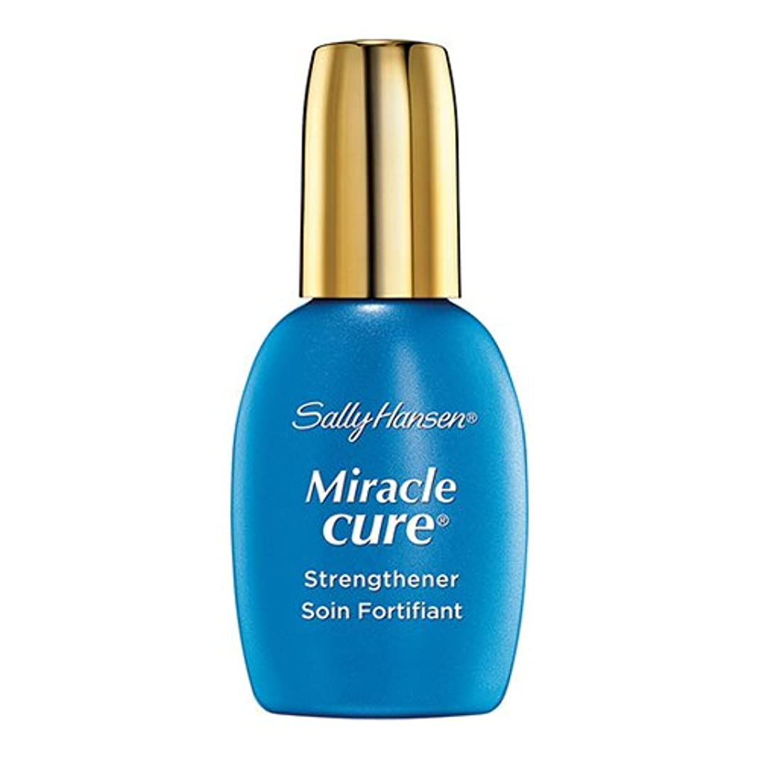 (3 Pack) SALLY HANSEN Miracle Cure (並行輸入品)