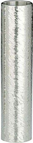 大阪錫器(すずき) 大阪浪華錫器 伝統工芸 花瓶 さざなみ 小 22-25