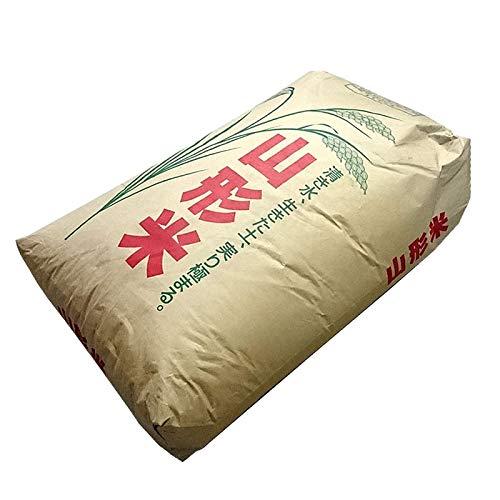 山形県産 あきたこまち 令和元年度産 (玄米 30kg(30kg×1袋), 白米に精米後 27kg)