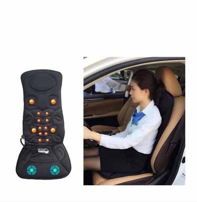 車のオフィスのための車のシートチェアのマッサージクッションと...