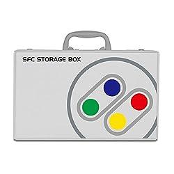 (クラシックミニSFC用) クラシック収納箱【クラシックミニスーパーファミコン用】