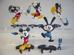 ディズニーエピック ミッキーモーション 全5種 EPIC カラー全5種 1 ミッキー A 2 ミッキー B 3 ミッキー C / TAKARATOMYARTS タカラトミー