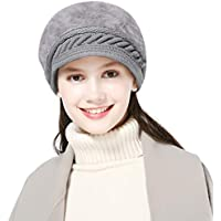 56a69c56 DORRISO Fashion Women Beret Cap Autumn Winter Plain Warm Leisure Vacation  Travel Street Style French Beret