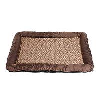 Jiyaru ペットベッド 犬 猫 ベッド ペット ペットハウス マット 犬ベッド ペットマット ペット用ソファー ペット寝床 ペット用クッション 犬用クッション ソファー 冬 猫ベッド