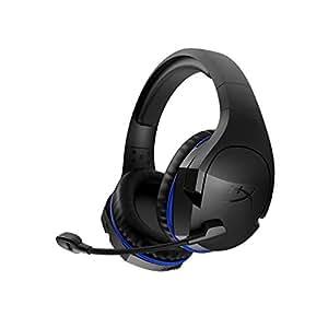 キングストン ゲーミングヘッドセット PS4対応 HyperX Cloud Stinger Wireless HX-HSCSW-BK ブラック ワイヤレス 2年保証