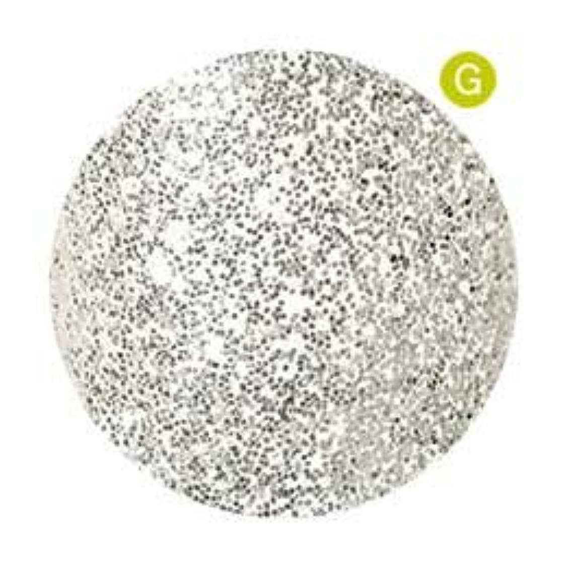 分子動的もつれPalms Graceful カラージェル 3g 038 ホワイトシルバー