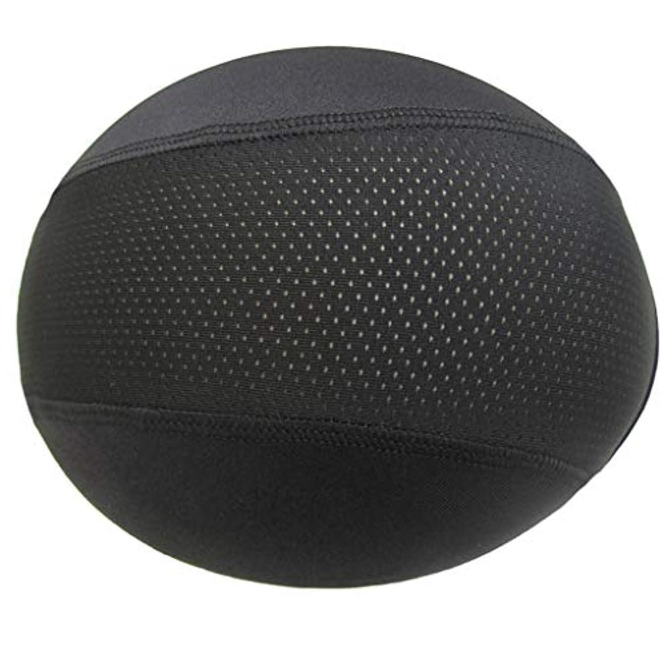 ニュース抑制するカメヘルメットインナーキャップ ユニセックス帽子ドームキャップ 水分発散冷却スカルキャップ
