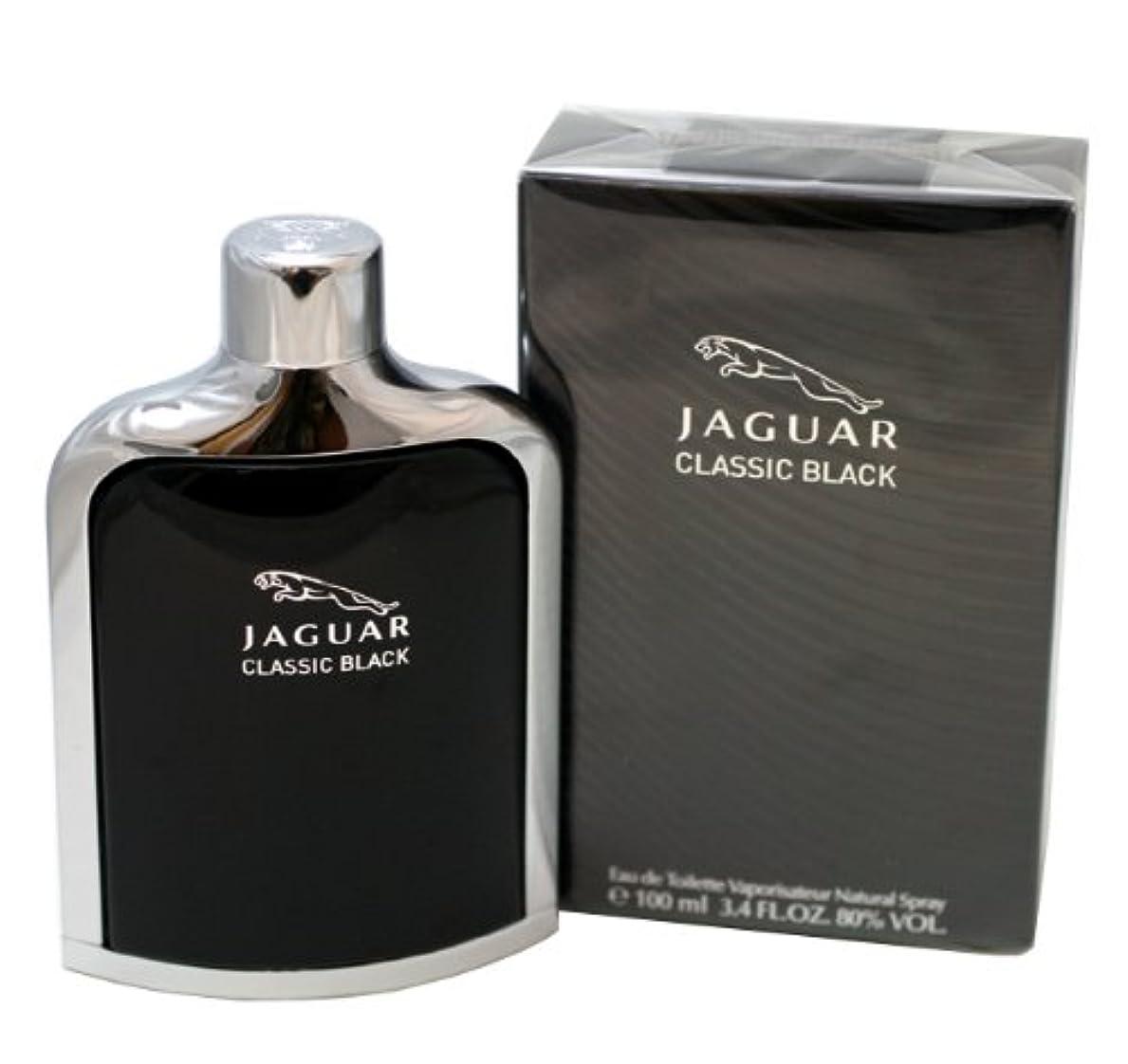 知覚できる傀儡回復【ジャガー】ジャガー クラシック ブラック EDT 100mL(並行輸入品)