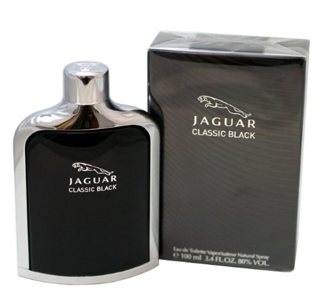 計り知れない誤交換【ジャガー】ジャガー クラシック ブラック EDT 100mL(並行輸入品)