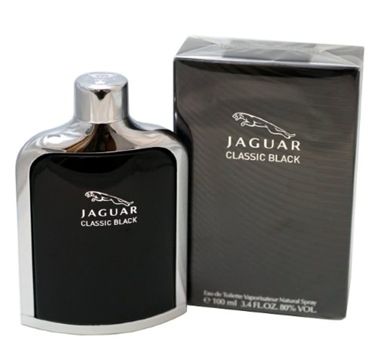 省略表面うがい【ジャガー】ジャガー クラシック ブラック EDT 100mL(並行輸入品)