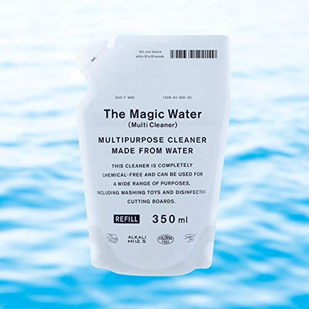 ラッチレール開業医THE Magic Water [マルチクリーナー] 詰替用 350ml
