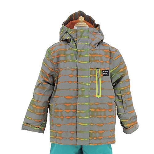 ビラボン(BILLABONG)キッズ スノージャケット ジュニアサイズ スキー ウェア スノーボード LNY AH01K LNY S
