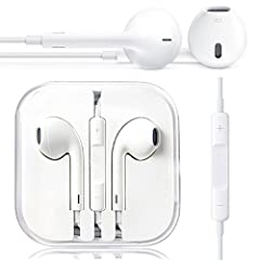 ACTC Japan Ear Pods with Remote and Mic (iPod・iPhone用イヤホン) [並行輸入品]