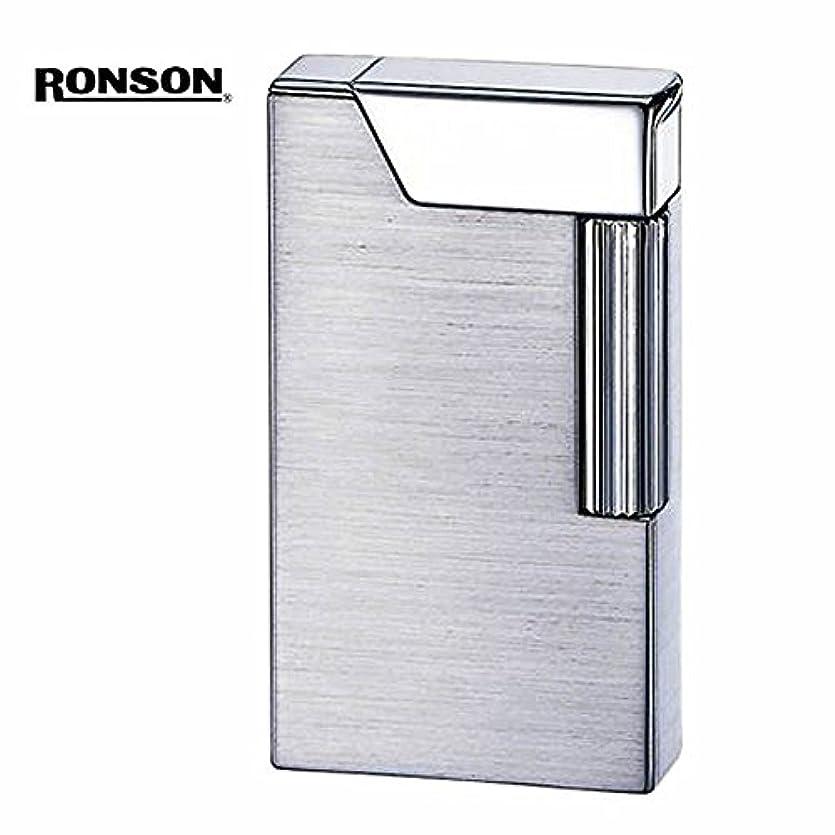 ふさわしい固有のパラダイス【RONSON】ロンソン ワーク26 R26-0001 クロームサテン オイルライター [正規品]