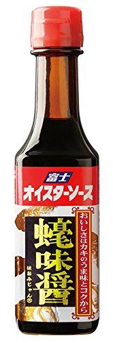 富士 オイスターソース 240g×2本