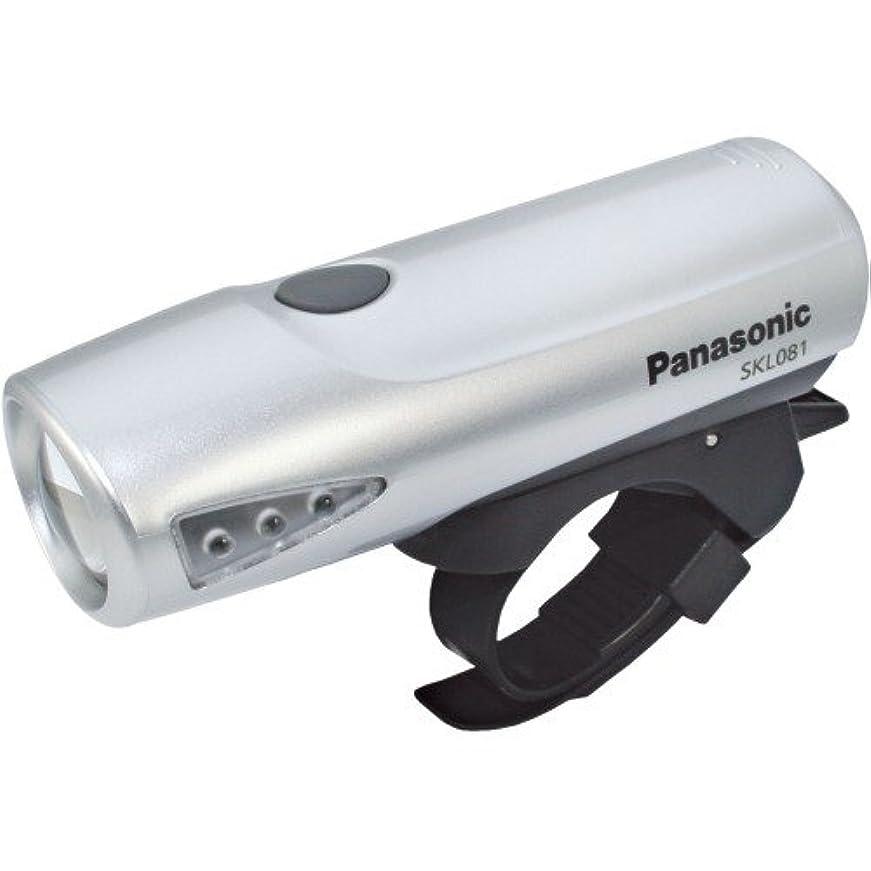 無関心かもめ渇きPanasonic(パナソニック) LEDスポーツライト SKL081S シルバー