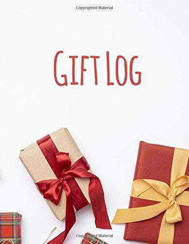 Gift Log Book For Woman | Gift...
