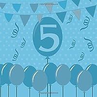 5: libro degli ospiti per il tuo compleanno